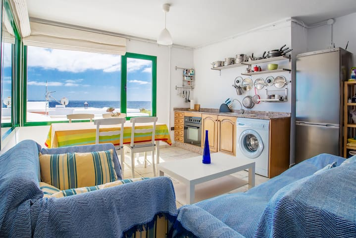 Charming Home on the Coast with Wi-Fi, Terrace and Gorgeous Views ; Pets Allowed
