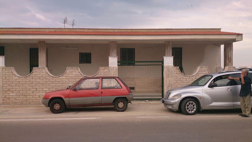 Appartamenti al mare 1 - Torretta Mare - Daire
