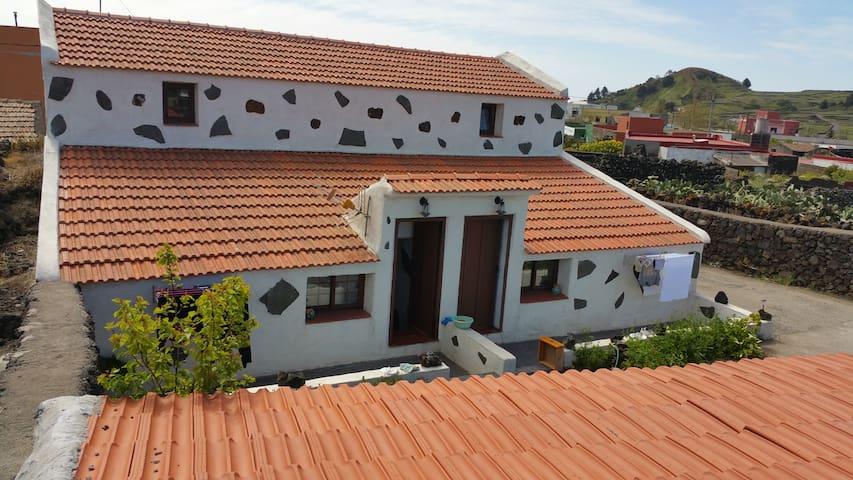 Casas en Isla de El Hierro (Casa B) - San Andrés - Hus