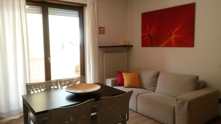 Beach km0, bright and well-finished - Riva del Garda - Apartment