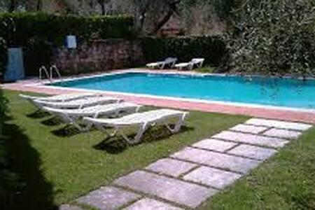 App Venere 2/4 posti con con vista lago e piscina - Brenzone - อพาร์ทเมนท์