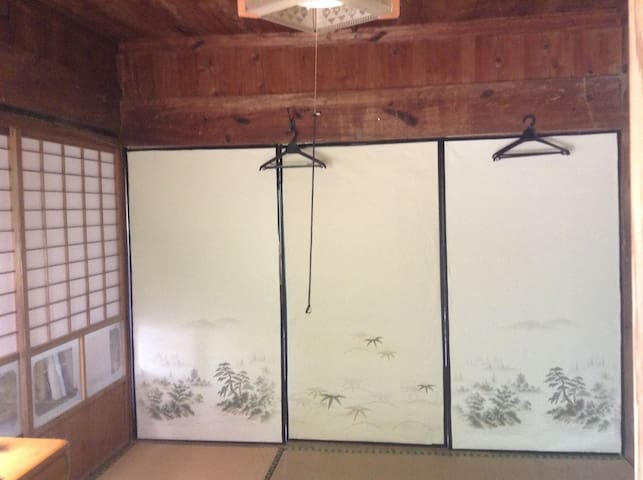 Japanese room with the sound of waves - Setouchi - Talo