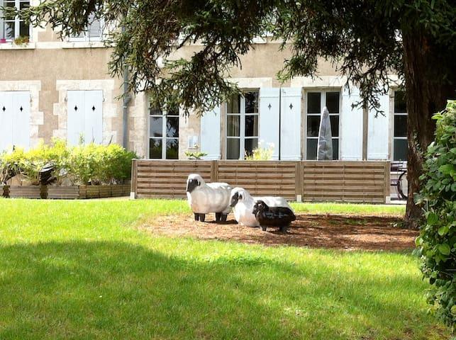 Cadre d'exception 3 mn centre ville - Blois - Huoneisto