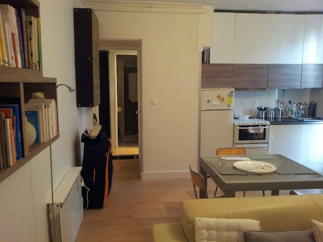 Your little home  - Paryż - Apartament