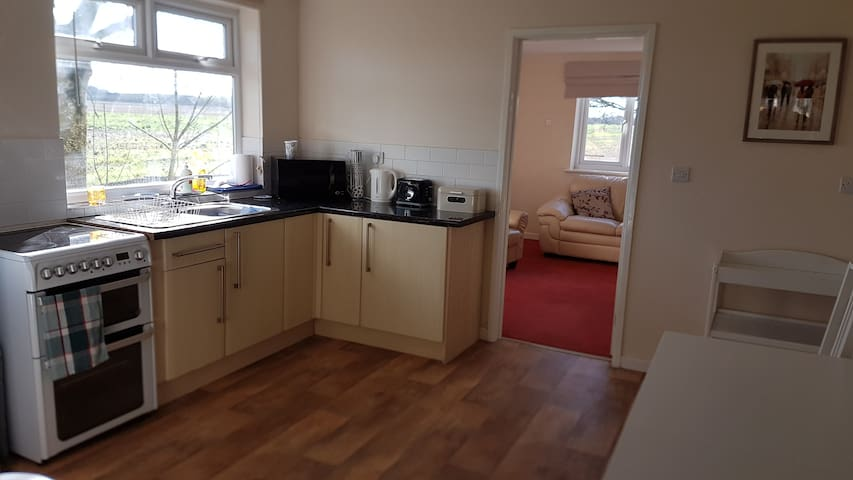 Studio apartment near Bishops Cleeve - Stoke Orchard - Pis