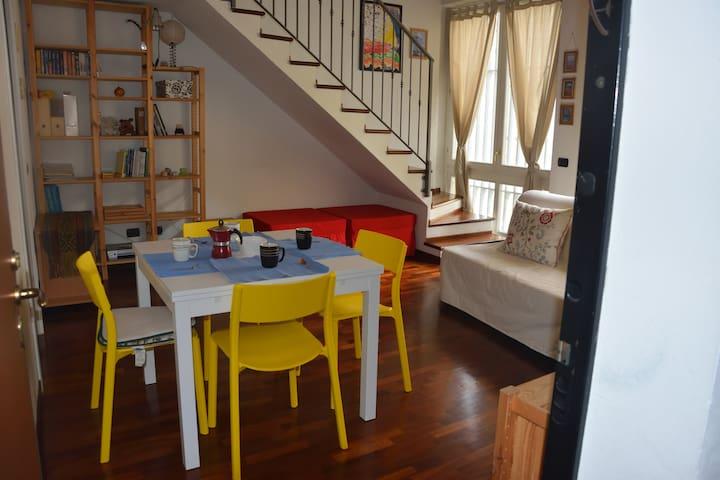 Casina Olita parco di Monza - Milano - Villasanta - Appartement