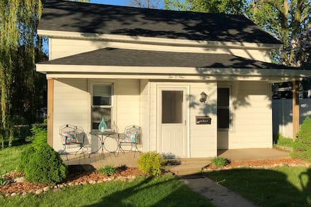 Downtown Elk Rapids Bay View Home!