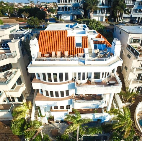 Largest Property In The Beach Areas - Los Angeles - Villa