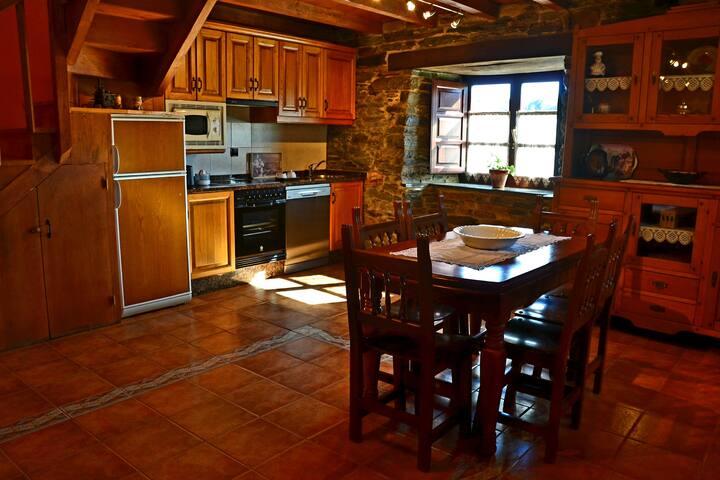 Apartamentos Rurales Ron - Ap. 5
