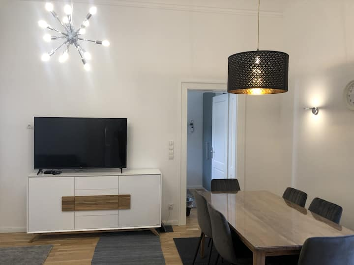 Heart of Vienna Apartment in trendy 2nd district