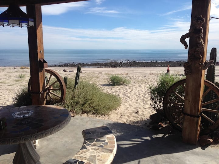 Casa en la Playa perfect oceanfront San Felipe