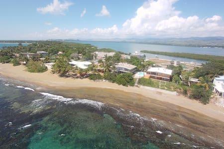 Caribbean Beachfront Gem 1 - Guayama - House