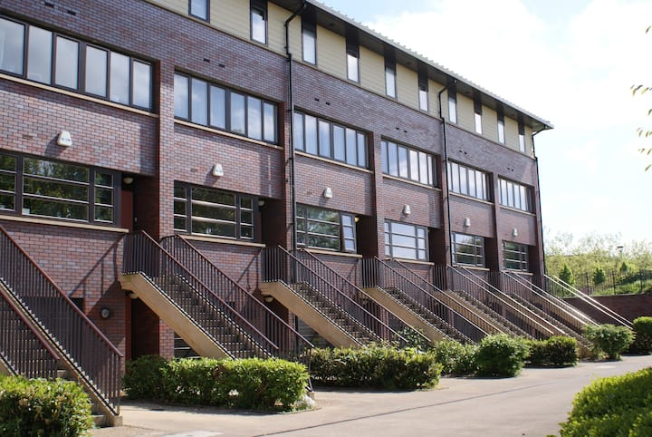 Shortletting by Centro Apartments Campbell Park MK - X7
