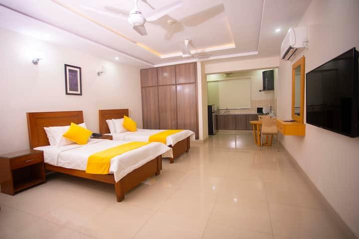 Maati Suites - Studio Apartment (1C)