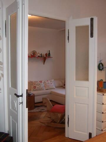 4 Zimmer Altbauwohnung in München-Pasing - München - Wohnung