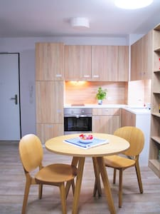Lovely apt, brand-new building and furniture - Heidelberg - Apartment