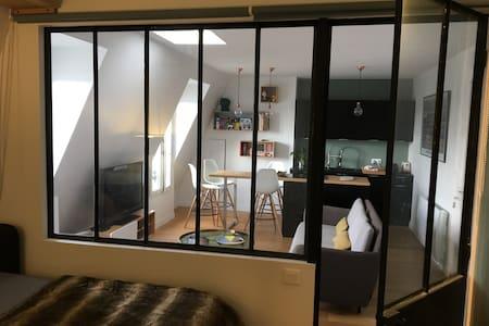Design apartment with stunning view over Paris - Paris