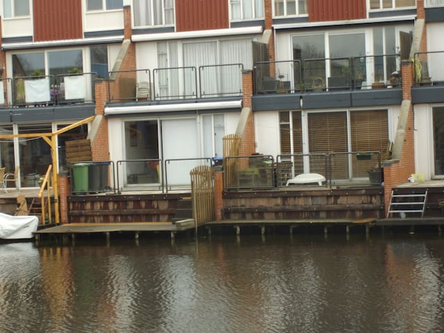 Nice apartment very near Amsterdam ! - Zaanstad - Byt