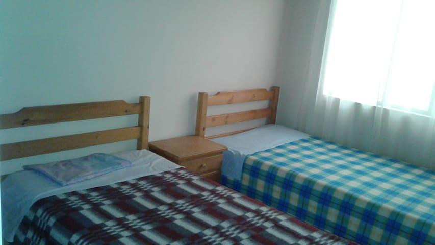 Habitación privada en centro de Paipa