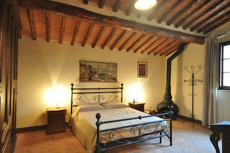 Villa in the Tuscan countryside - Volte Alte - Villa