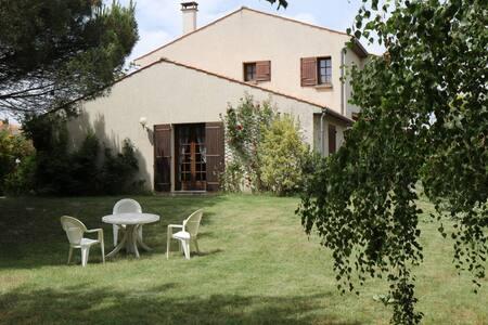 CHEZ PIERROT - Meschers-sur-Gironde - วิลล่า