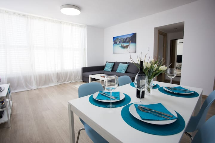 New Amazing Luxury 3 room apartment. - Bat Yam