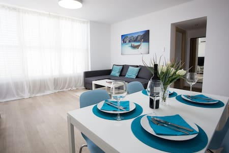 New Amazing Luxury 3 room apartment. - Bat Yam - Lägenhet