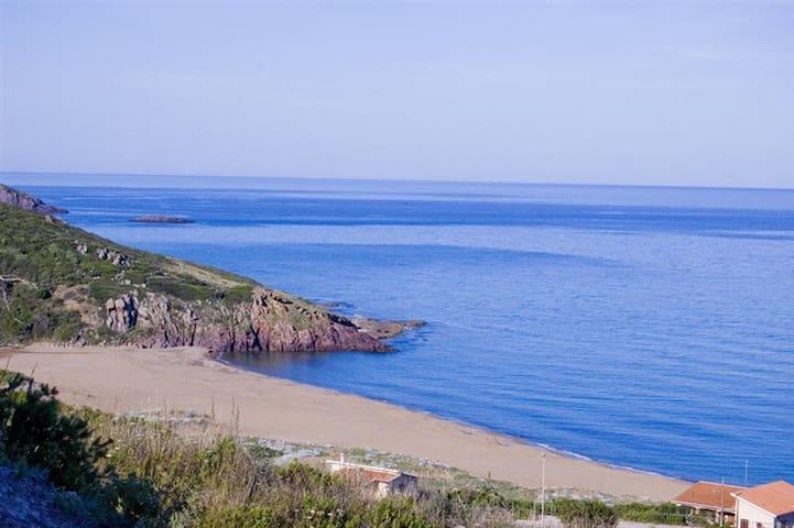 Casa al mare L'Oleandro - Porto Alabe