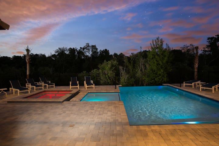 Luxury Orlando Home: Reunion Resort - Four Corners - Rumah