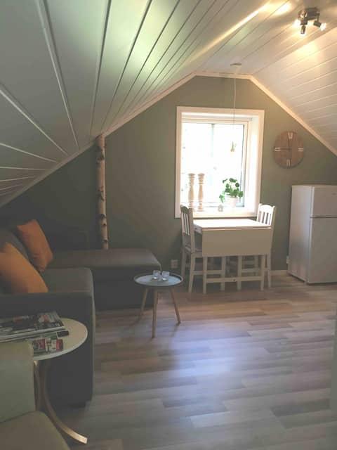 Διαμονή, 3 χιλιόμετρα από το αεροδρόμιο Torp-Sandefjord