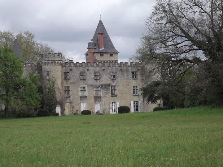 Vos vacances dans un Château!