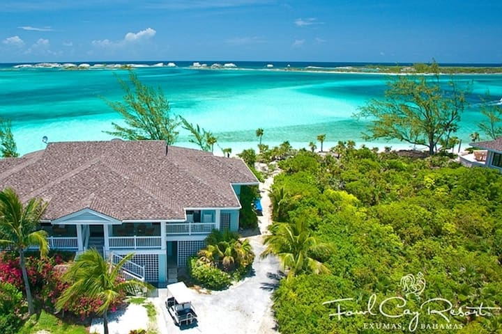 Sweetwater Villa at Fowl Cay