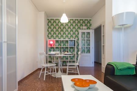 APARTAMENTO LUMINOSO ideal FAMILIA - Port de Sagunt - Departamento