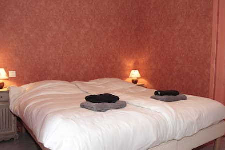 Chambre d'hôte Chez Claudine - Rennes-sur-Loue