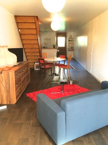 Bel appartement à 5 min des Thermes - Casteljaloux - Apartment
