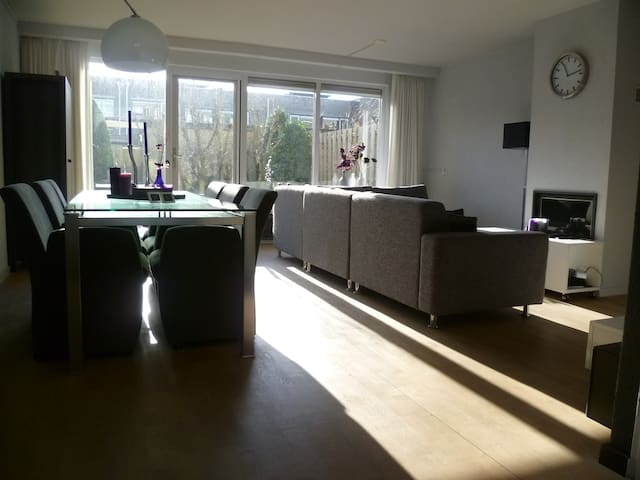 Modern and sunny house near Utrecht - Woerden - House