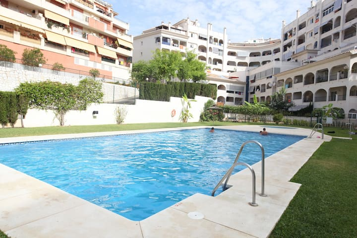 Beautiful Apartment Benalmadena - Benalmádena - Appartement