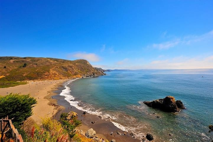 The Pearl of Muir Beach - Muir Beach - 단독주택