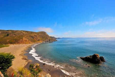 The Pearl of Muir Beach - Muir Beach - Talo
