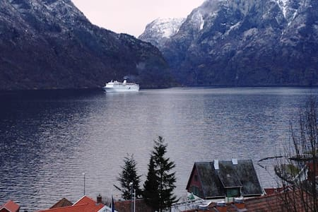 Spectacular Fjord Apartments - Aurland - 아파트