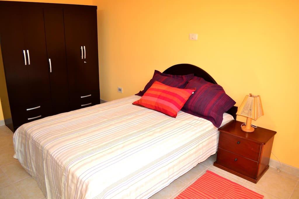 Bedroom, apartment 01