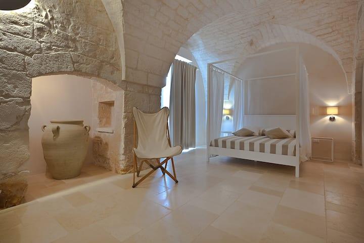 Lentisco Suite in Masseria