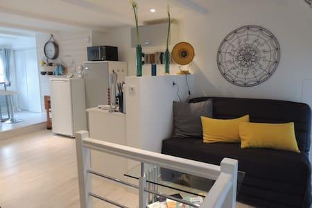 Charmant Duplex  - Dinan - Lägenhet