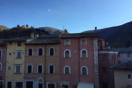 Charming flat in Monti Sibillini - Visso