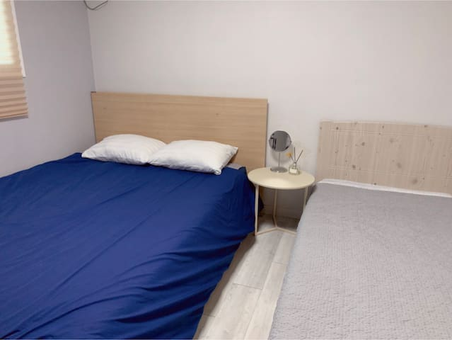 Clean Guest room #5min. from Hongdae St