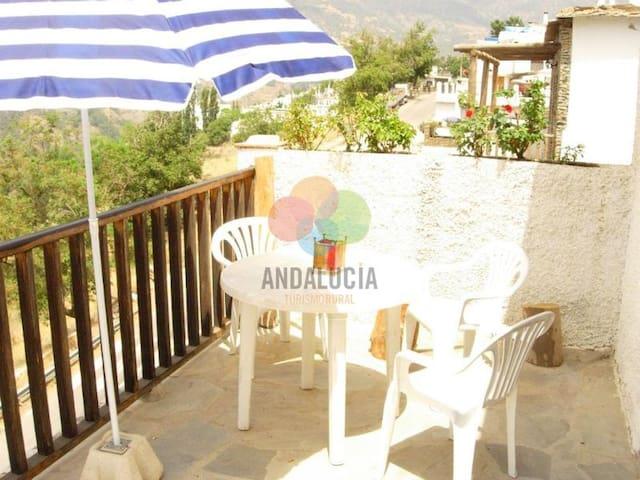 Alguazita, Bubión