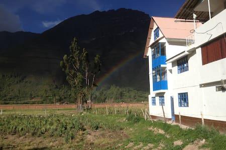 Rural apt, 20 mins to Machu Picchu - Yucay, Urubamba - Apartmen