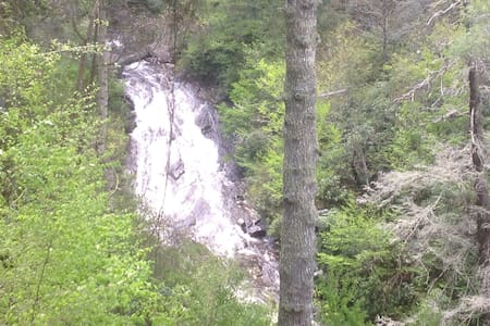 Waterfall Getaway in the Mountains - Cullowhee - Diğer