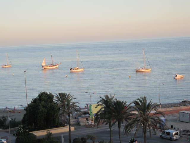 Apto en la Costa de Almería (Adra) - Adra - Leilighet