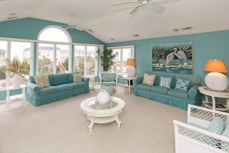 Beach Home, Upscale Croatan Resort + Private Pool
